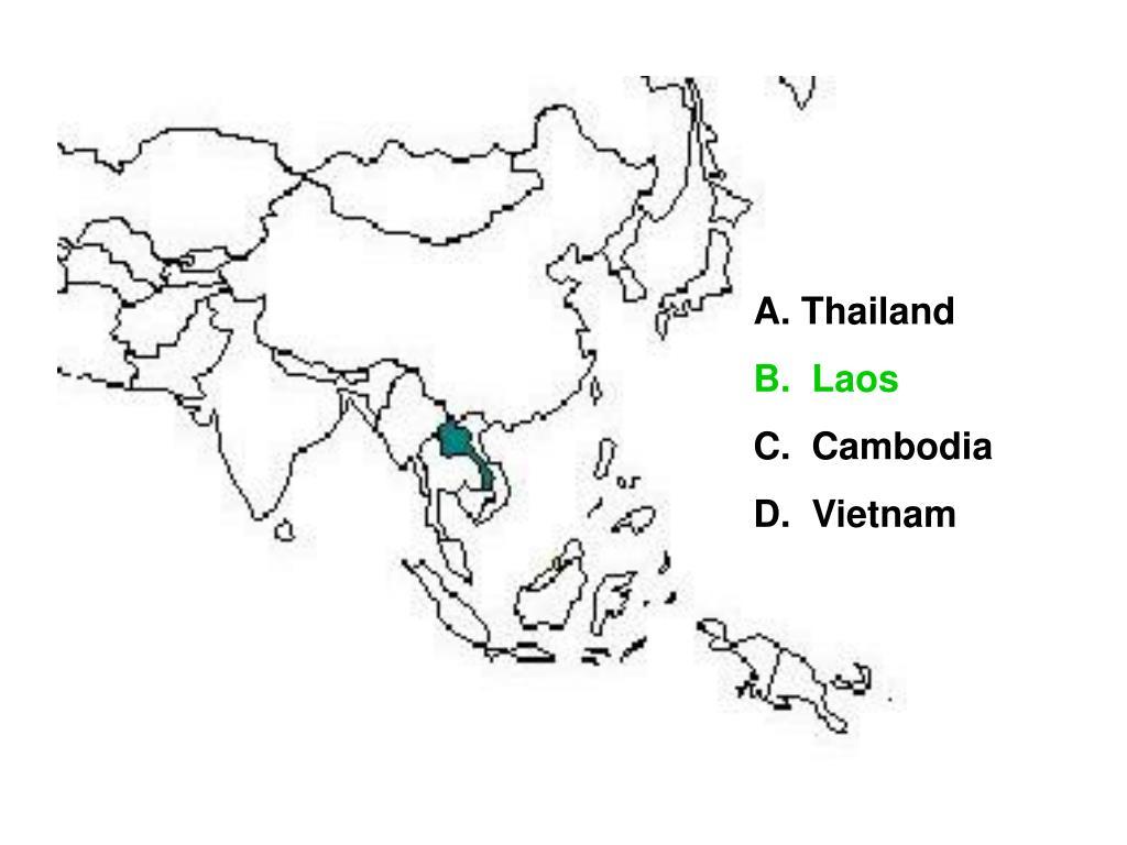 A. Thailand