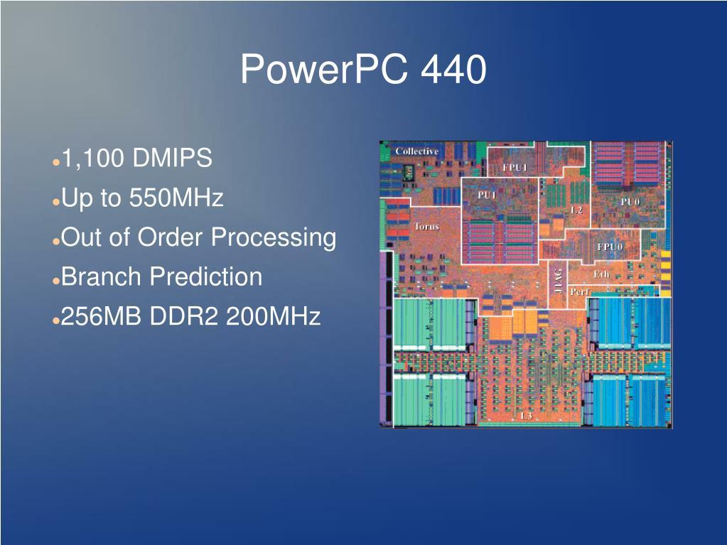 PowerPC 440