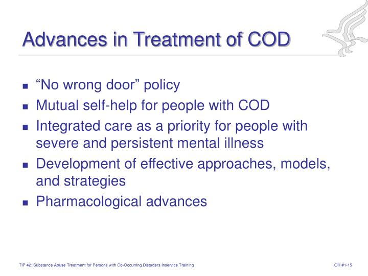 Advances in Treatment of COD
