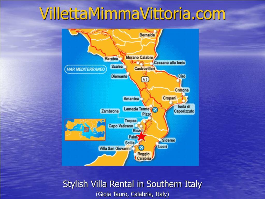 VillettaMimmaVittoria.com