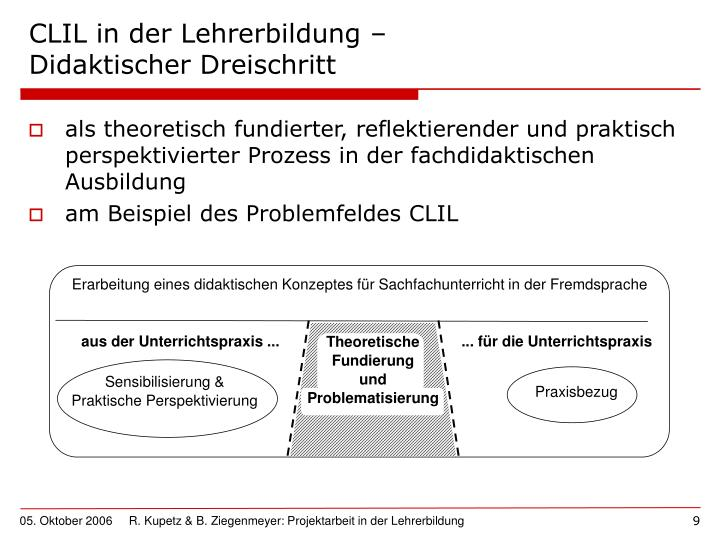 Theoretische