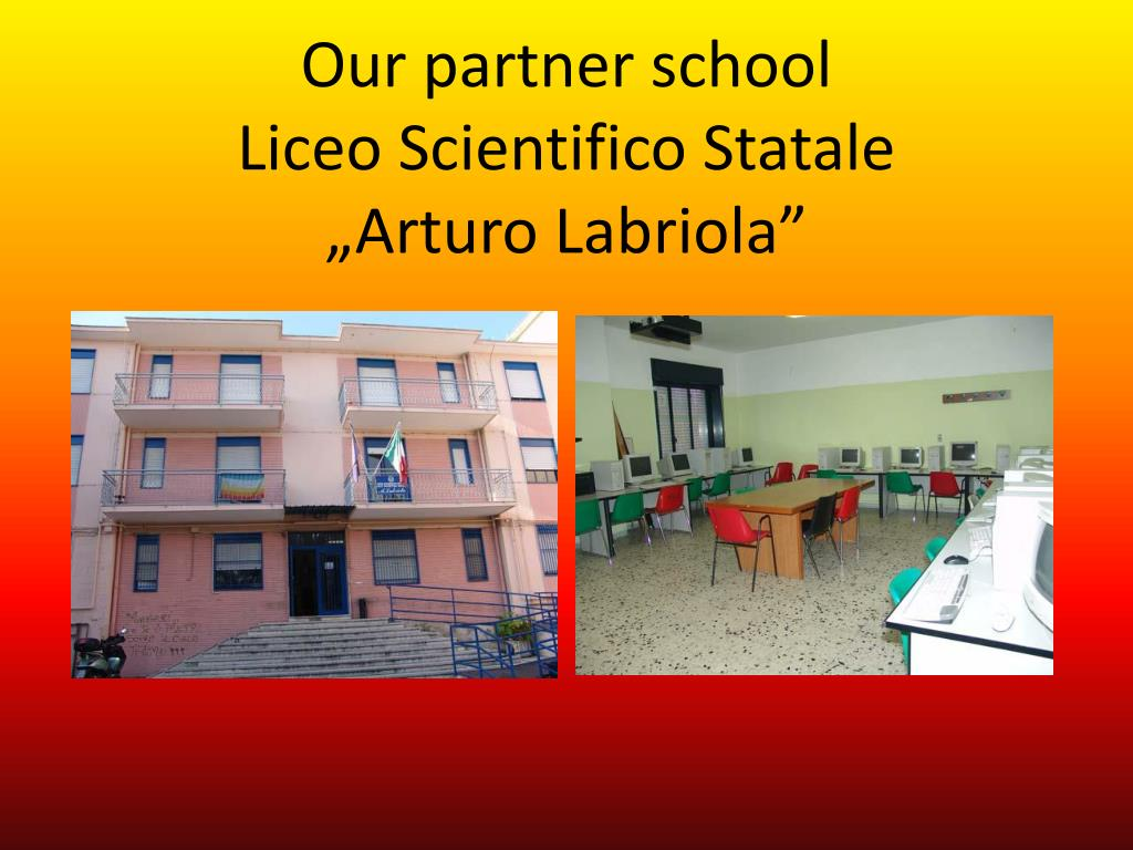 Our partner school