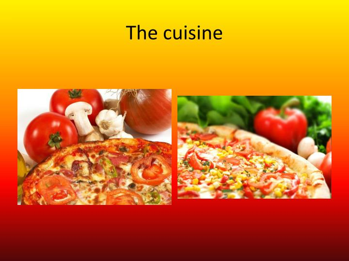The cuisine l.jpg