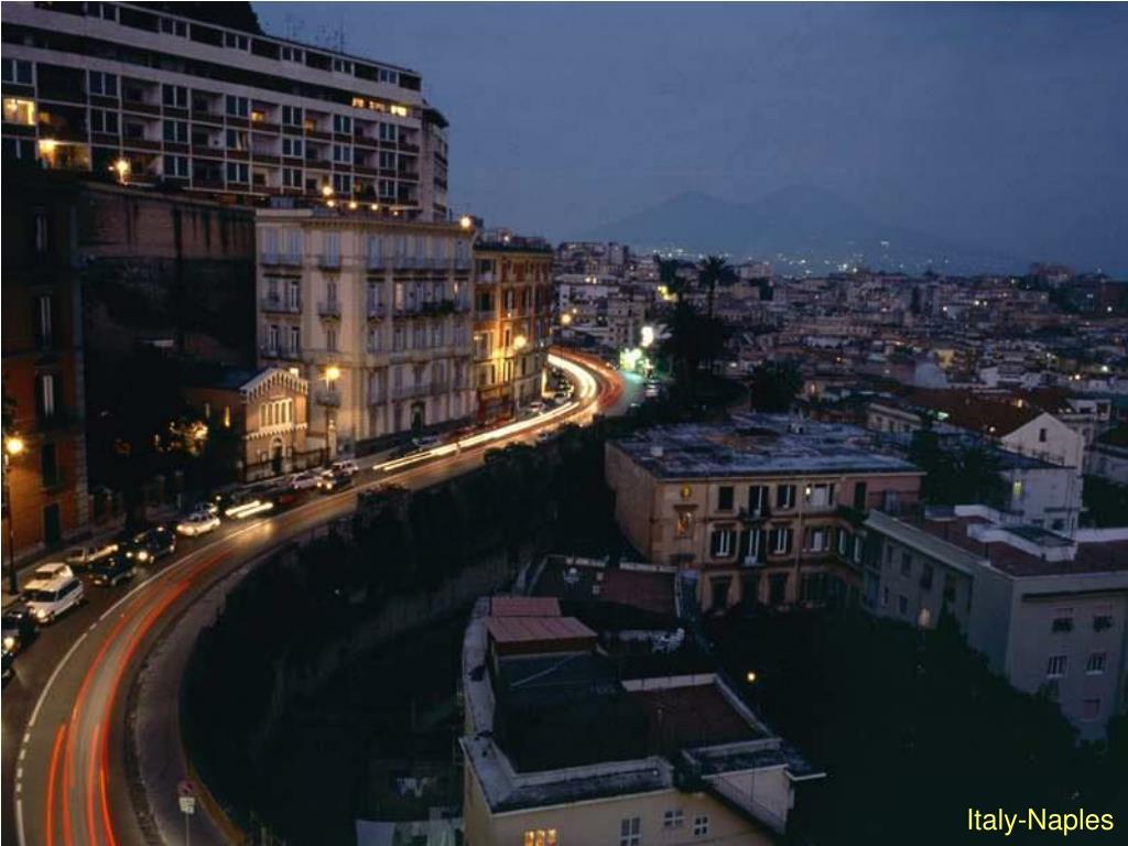 Italy-Naples