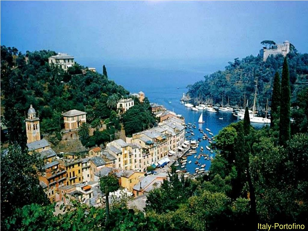 Italy-Portofino