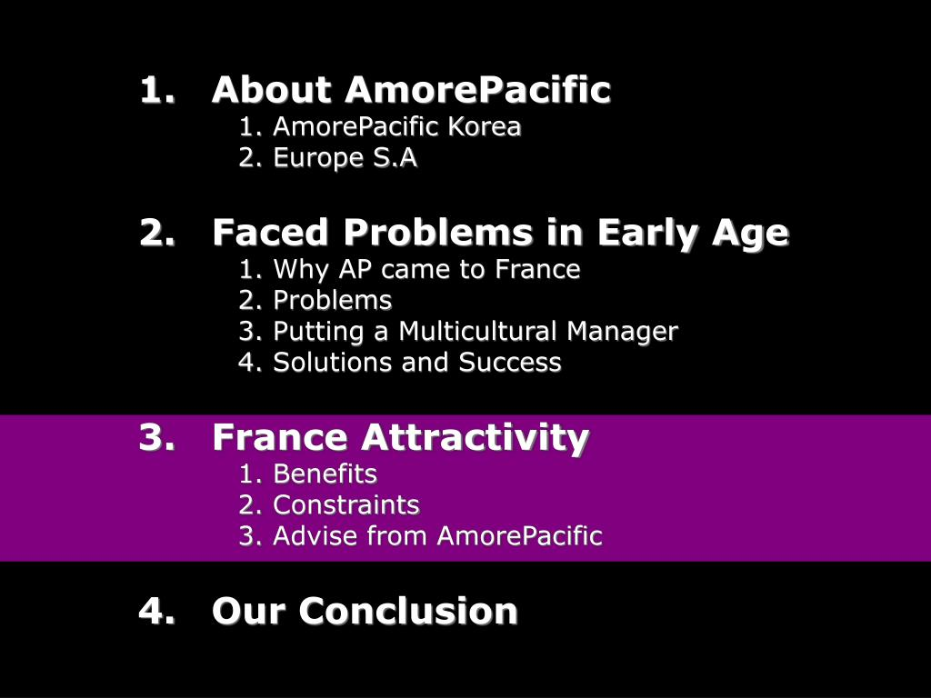 About AmorePacific