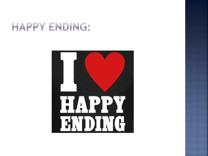 Happy Ending: