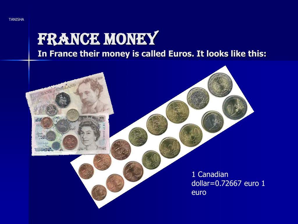 France Money