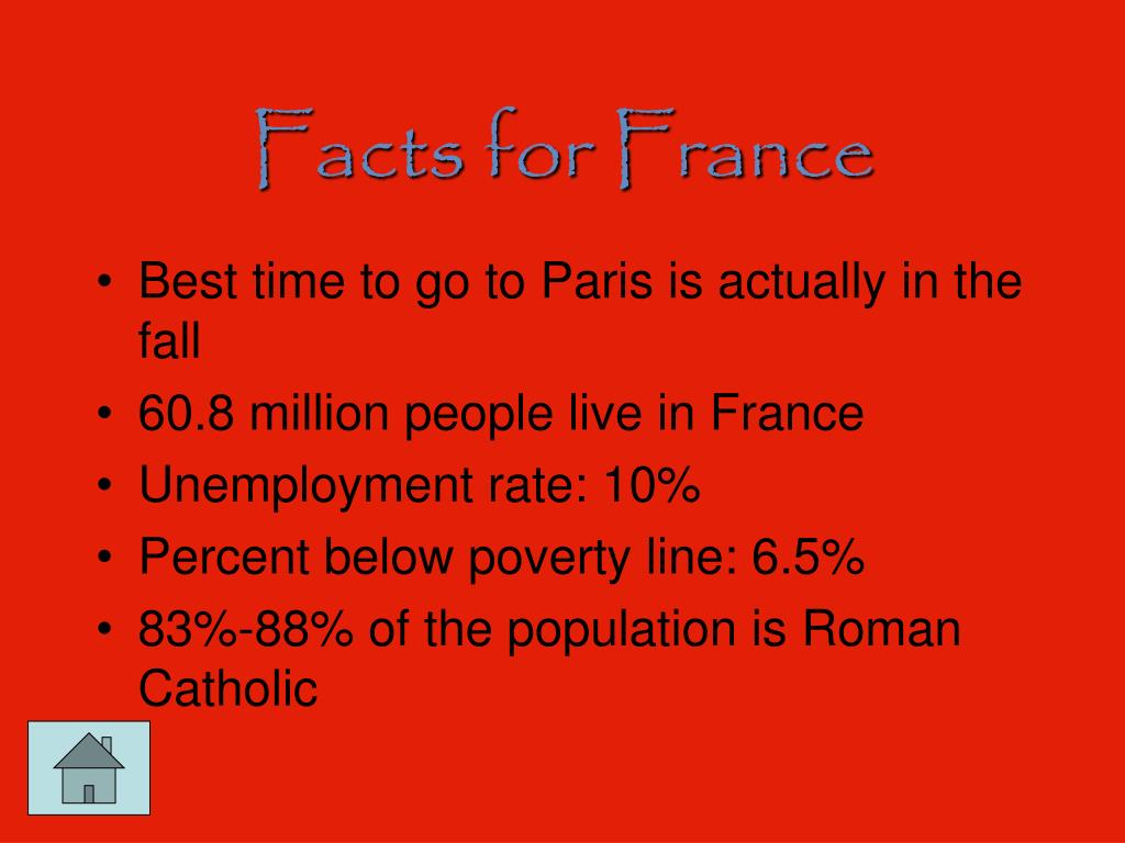 Facts for France