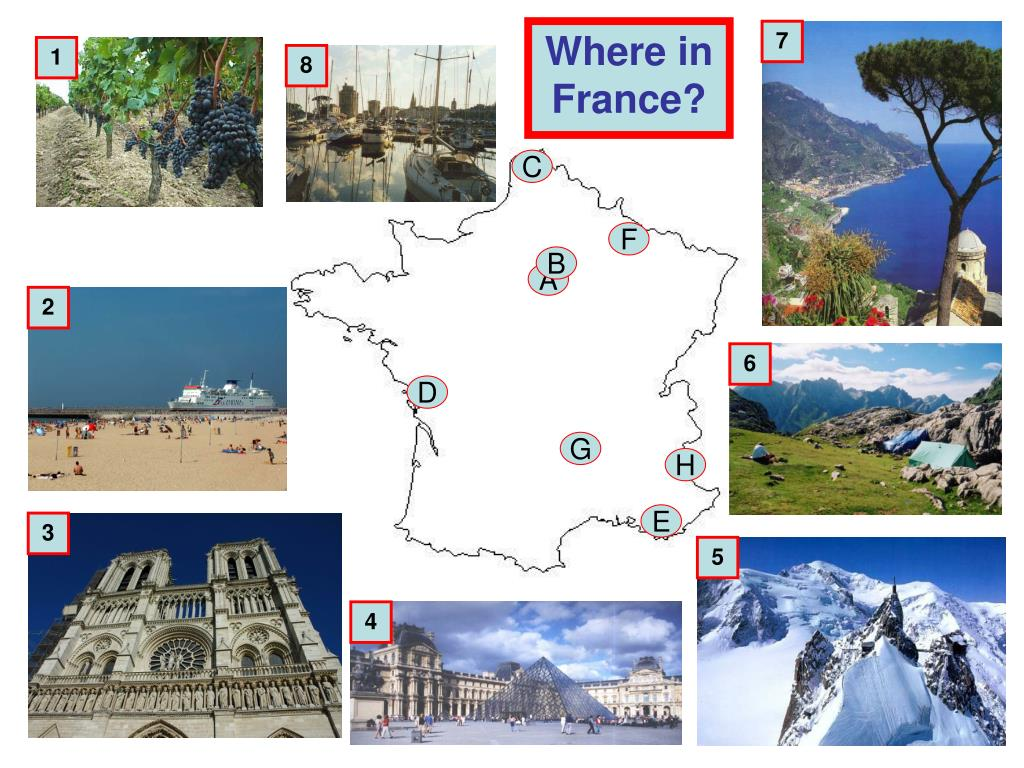 Where in France?