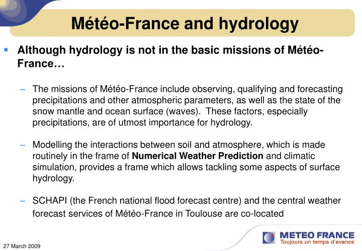 M t o france and hydrology l.jpg