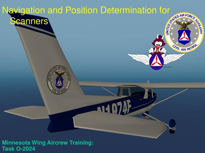 Minnesota wing aircrew training task o 2024