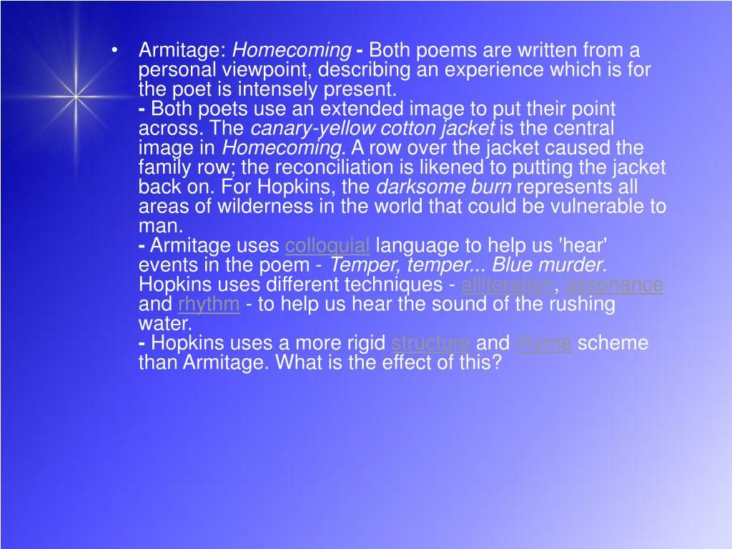 Armitage: