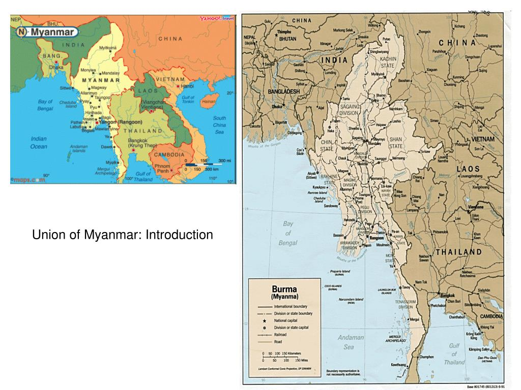 Union of Myanmar: Introduction