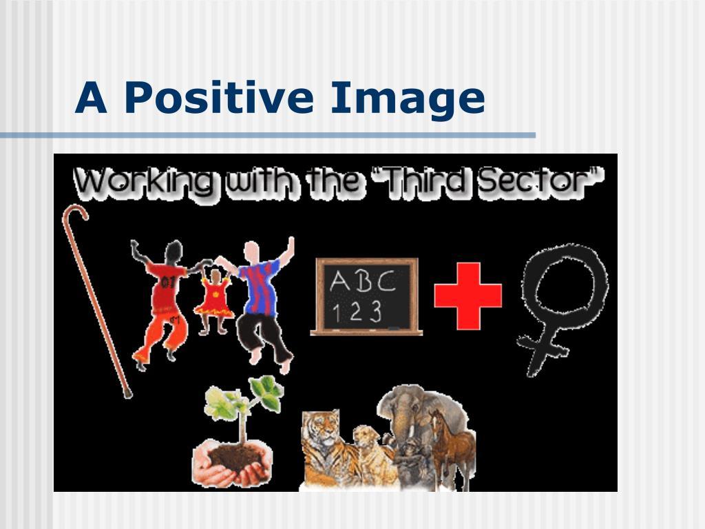 A Positive Image