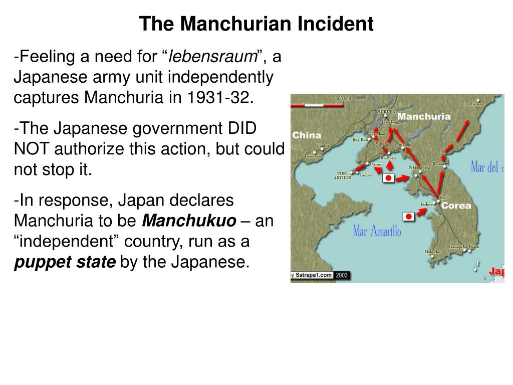The Manchurian Incident