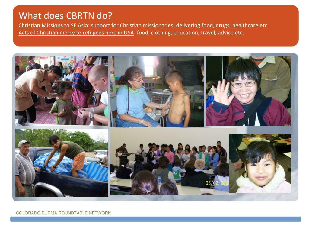 What does CBRTN do?