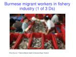 burmese migrant workers in fishery industry 1 of 3 ds
