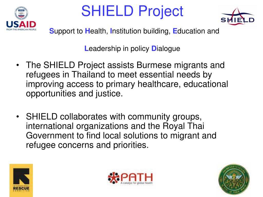 SHIELD Project