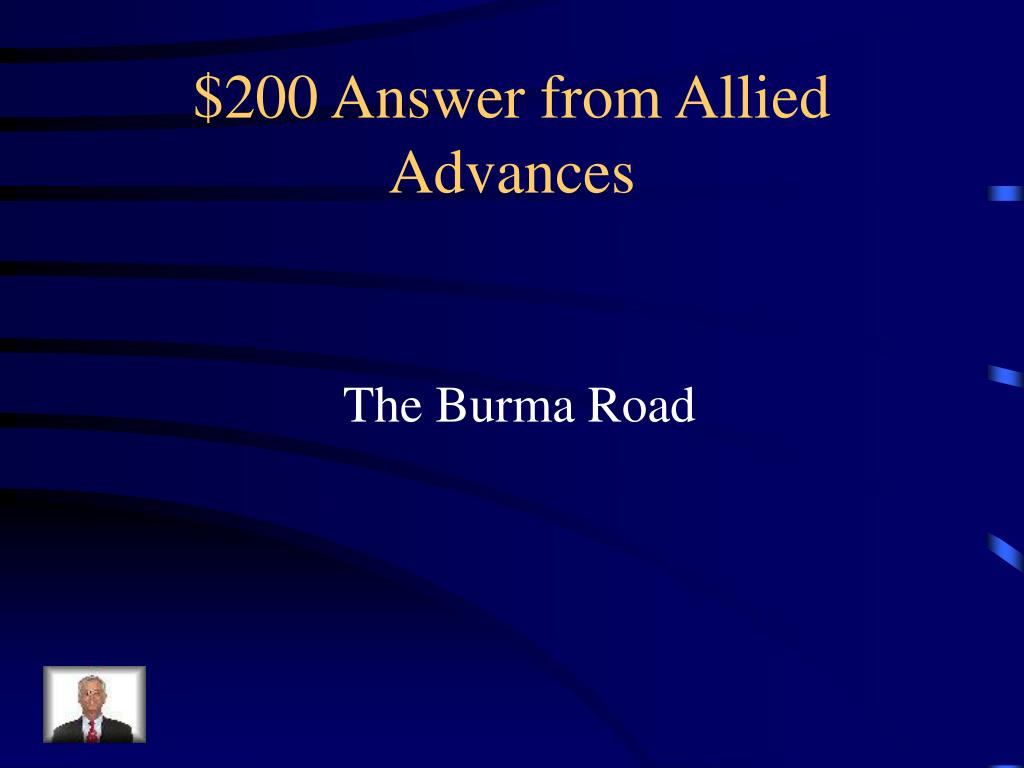 $200 Answer from Allied Advances