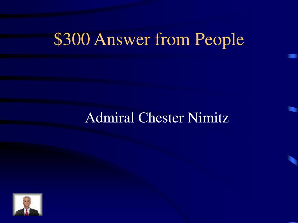 $300 Answer from People