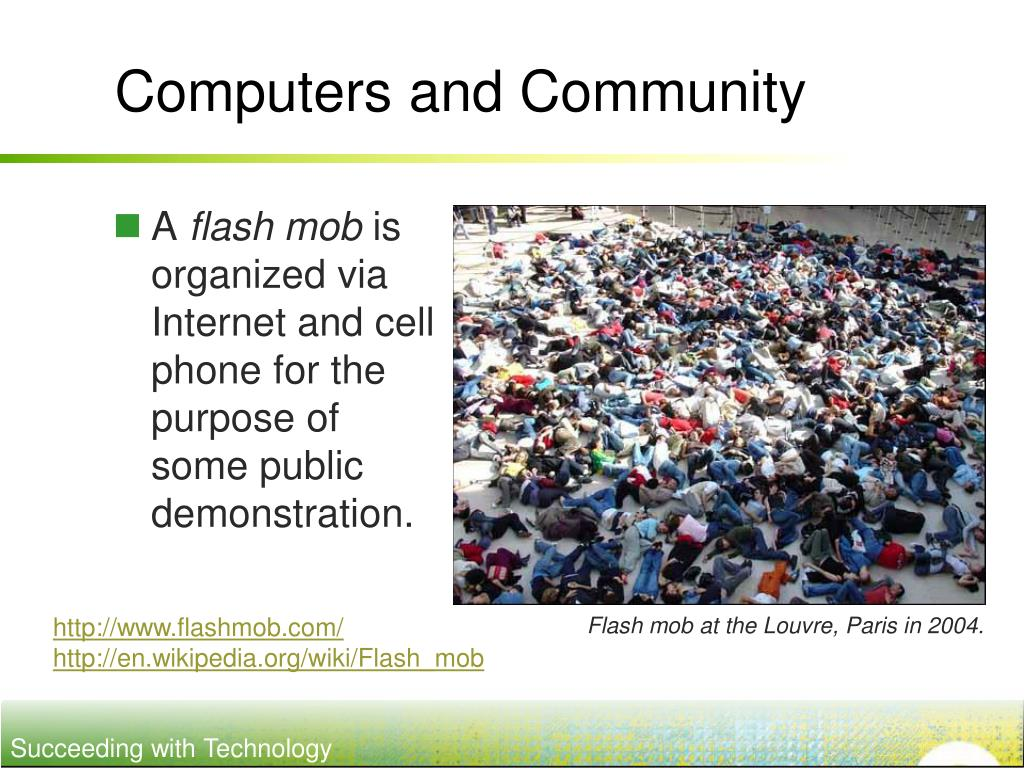 Computers and Community