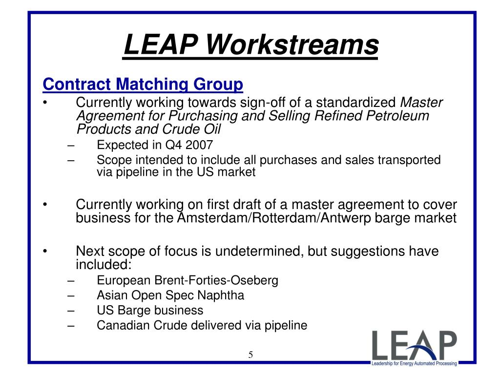 Contract Matching Group