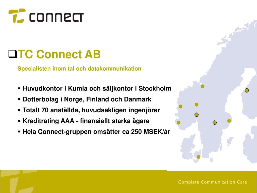 TC Connect AB