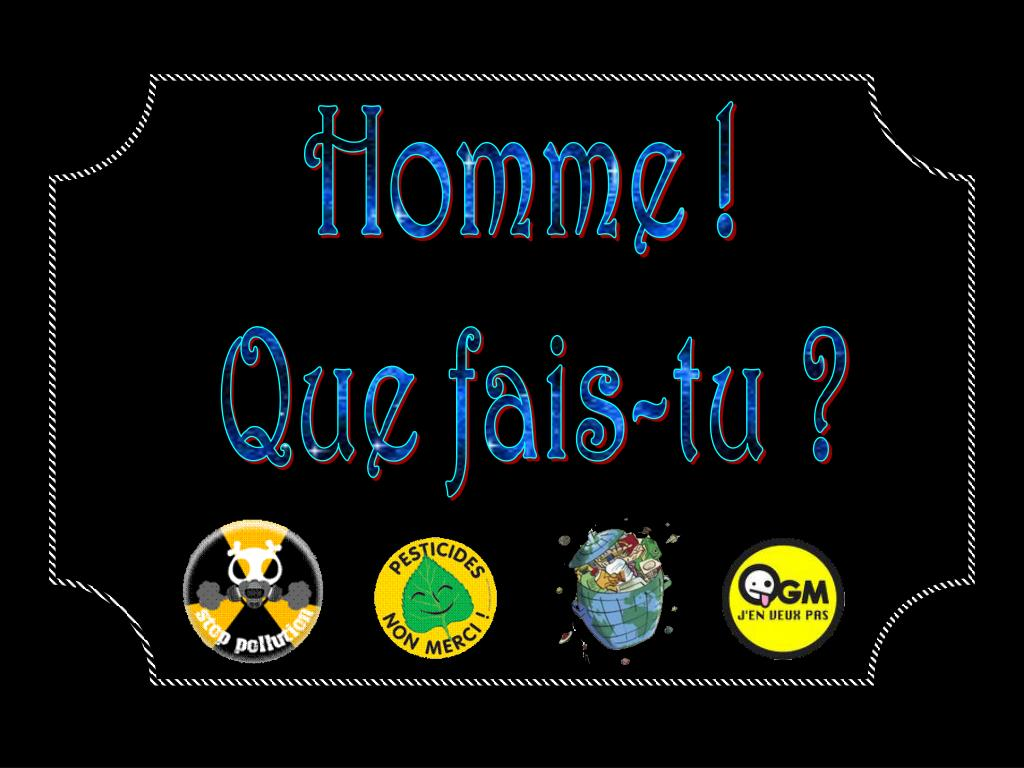 Homme !