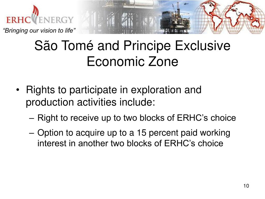 São Tomé and Principe Exclusive Economic Zone