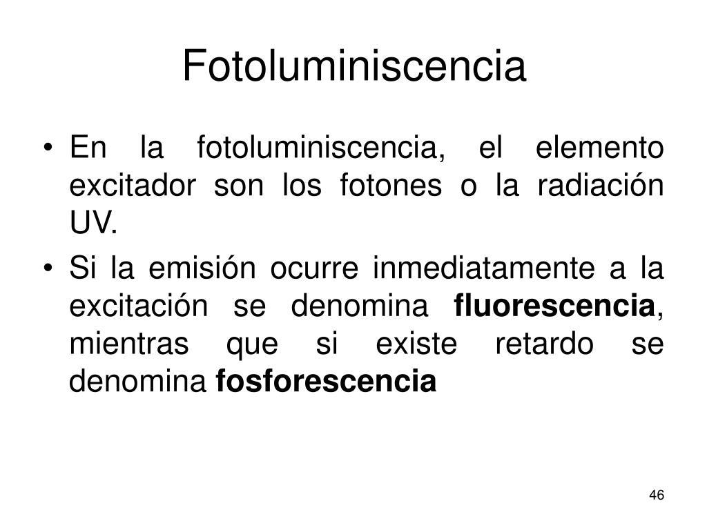 Fotoluminiscencia