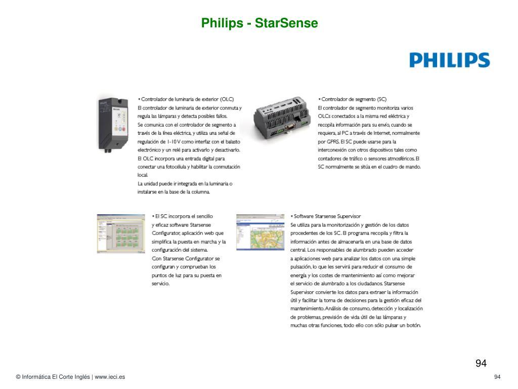 Philips - StarSense