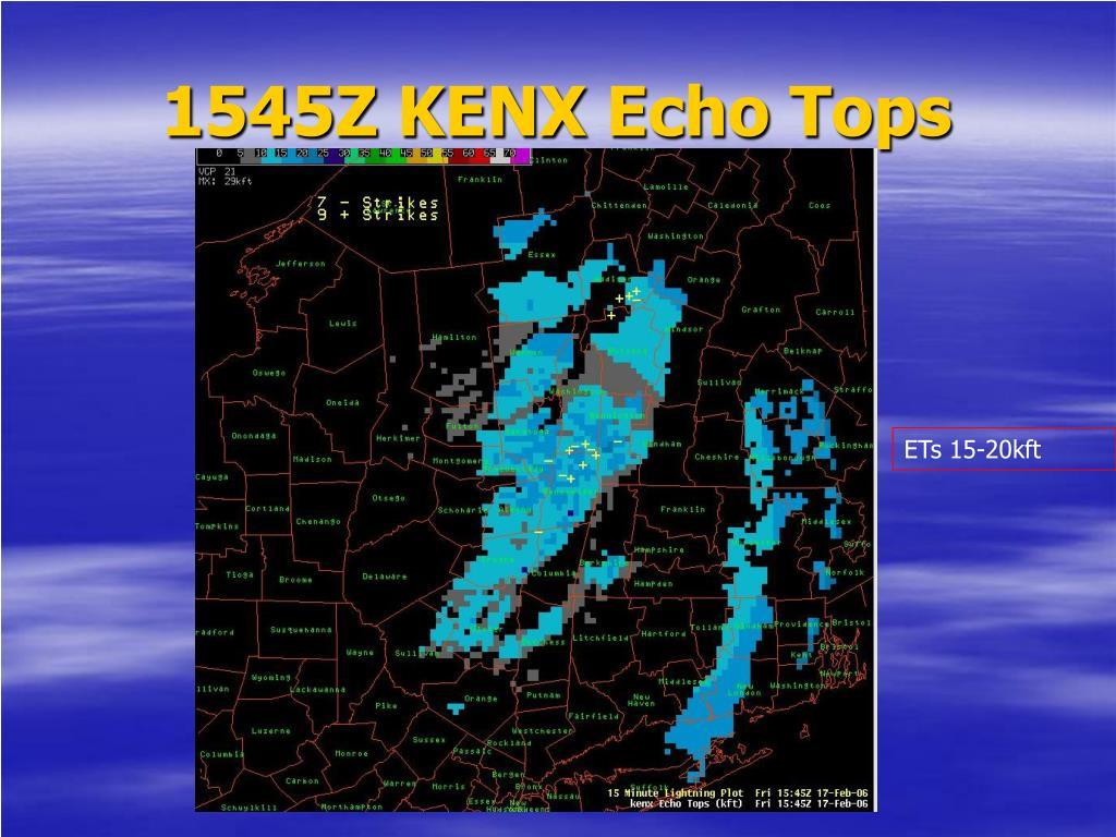 1545Z KENX Echo Tops