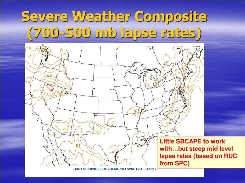 Severe Weather Composite