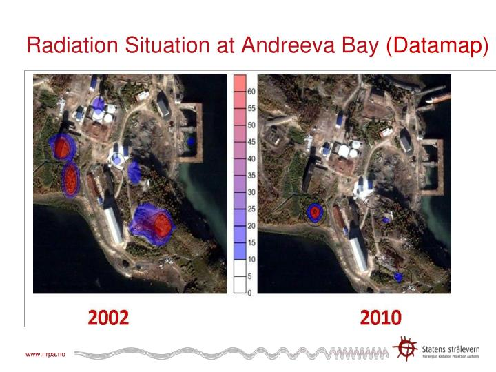 Radiation Situation at Andreeva Bay