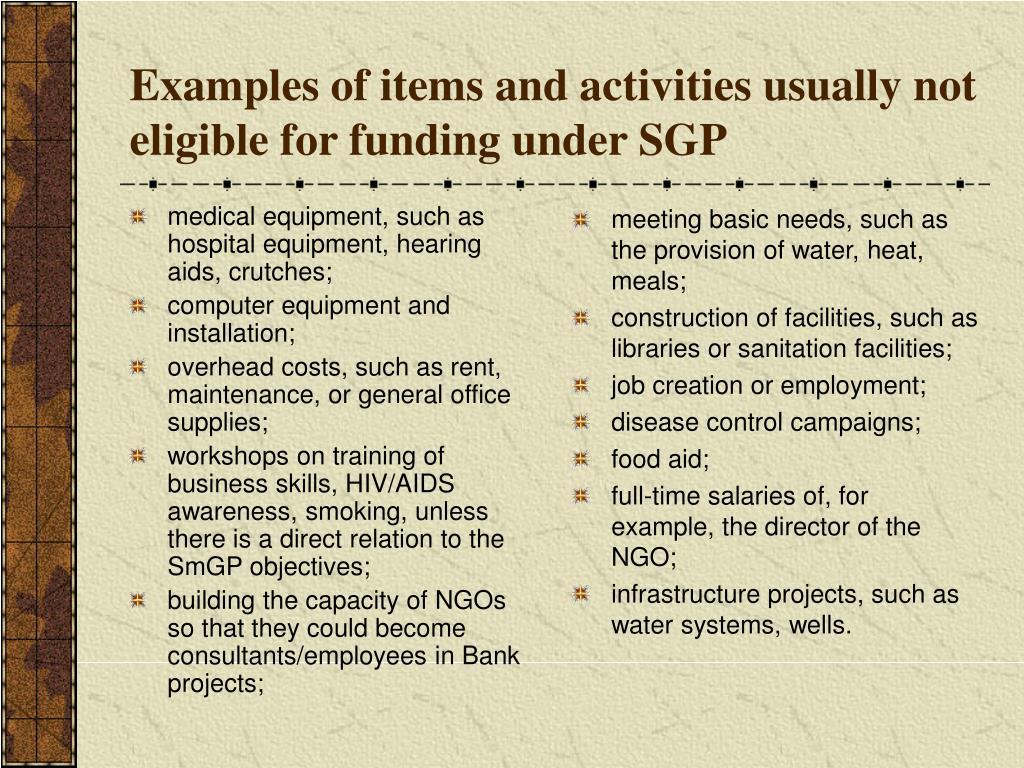 medical equipment, such as hospital equipment, hearing aids, crutches;