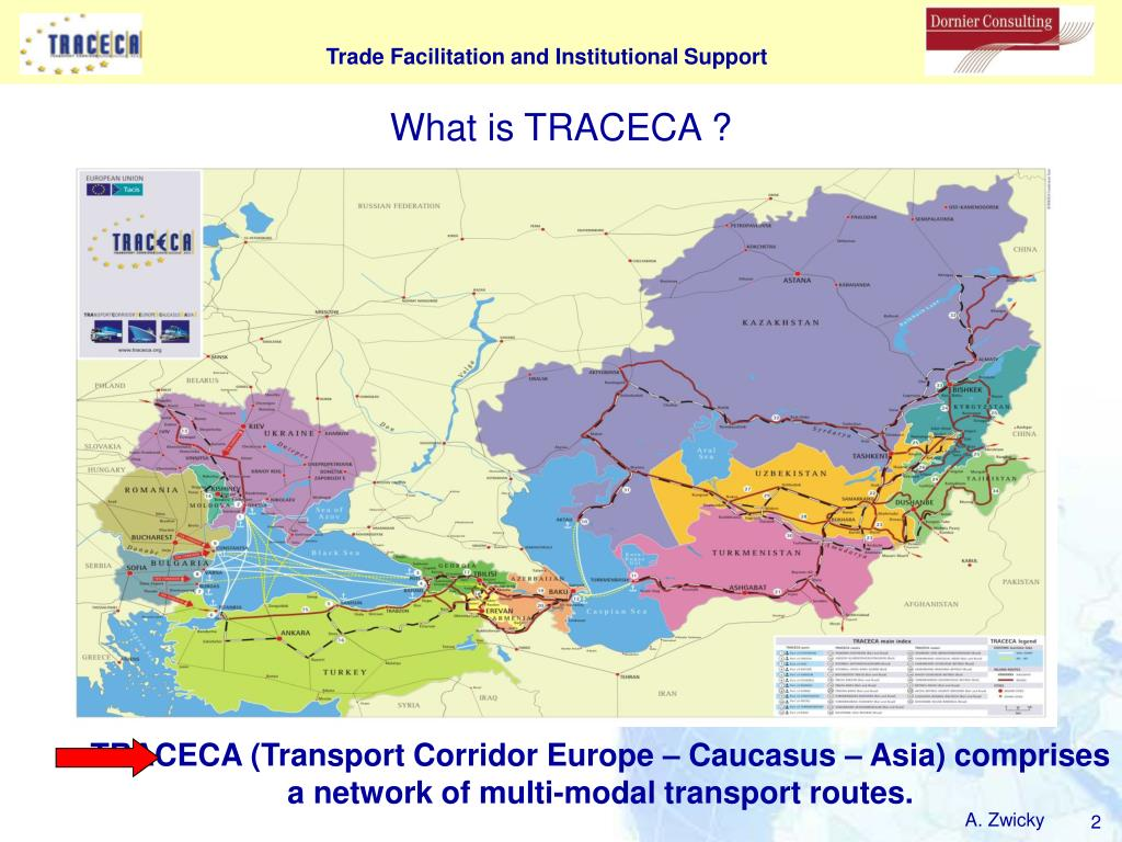 What is TRACECA ?