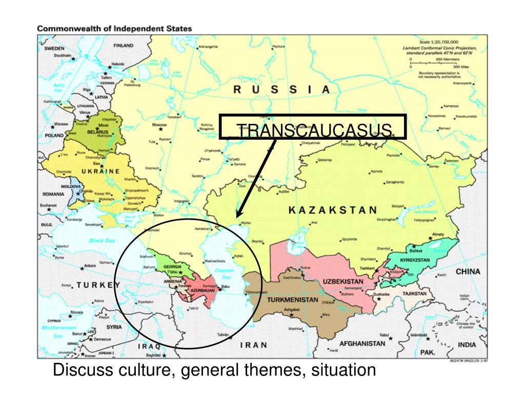 TRANSCAUCASUS