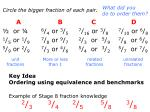 key idea ordering using equivalence and benchmarks
