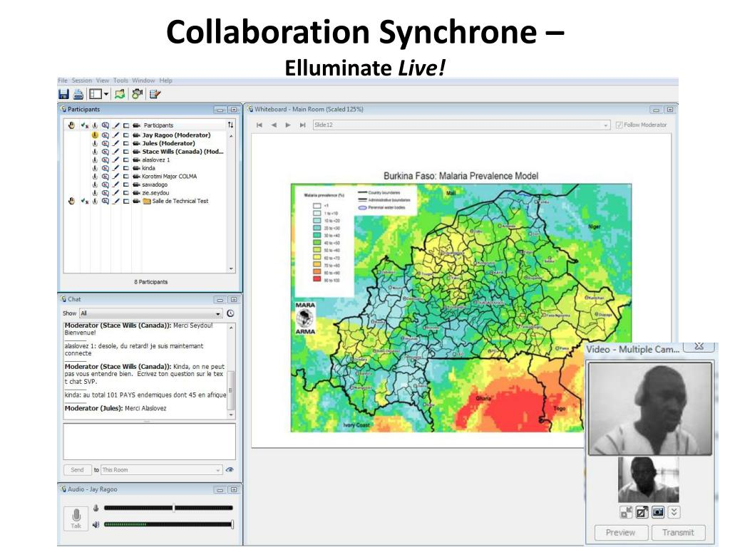 Collaboration Synchrone –