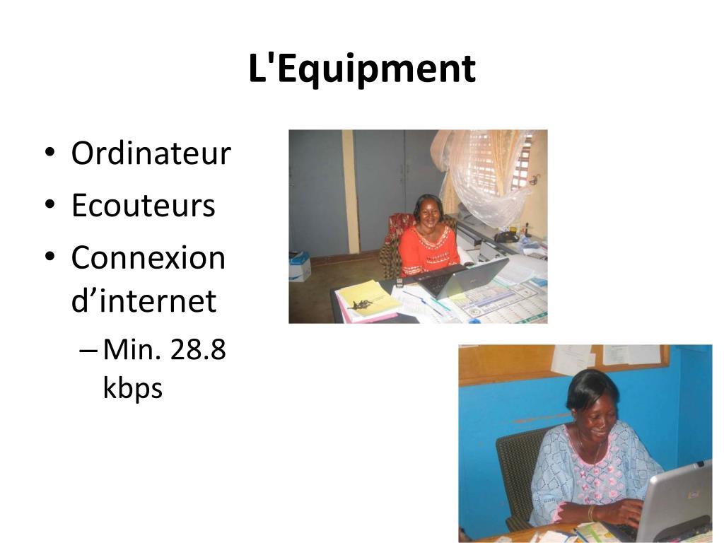 L'Equipment