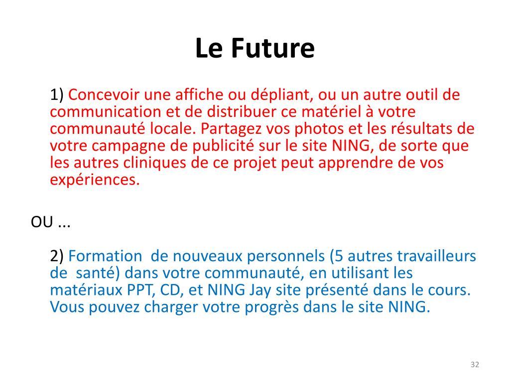 Le Future