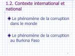 1 2 contexte international et national