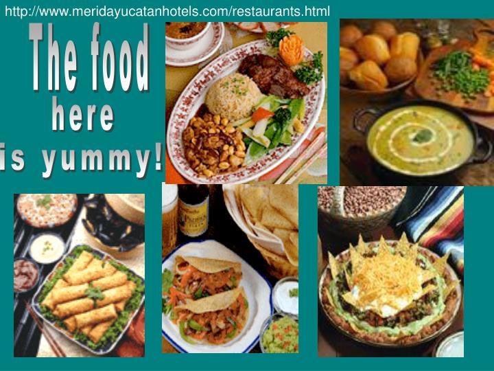 http://www.meridayucatanhotels.com/restaurants.html