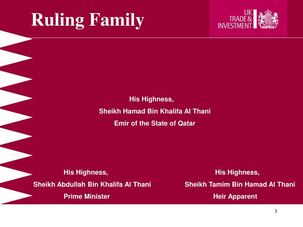 Ruling Family
