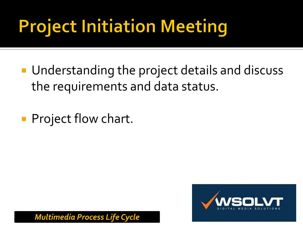Project Initiation Meeting
