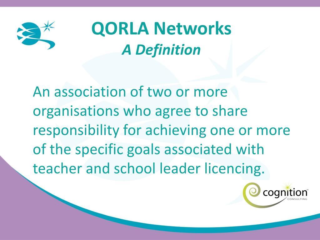 QORLA Networks