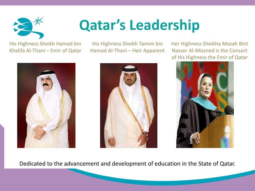 Qatar's Leadership