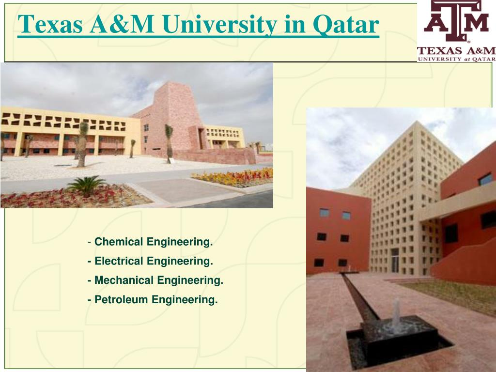Texas A&M University in Qatar