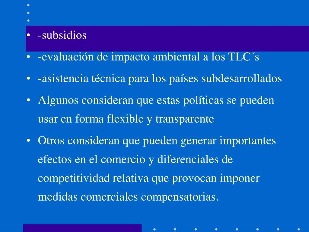 -subsidios
